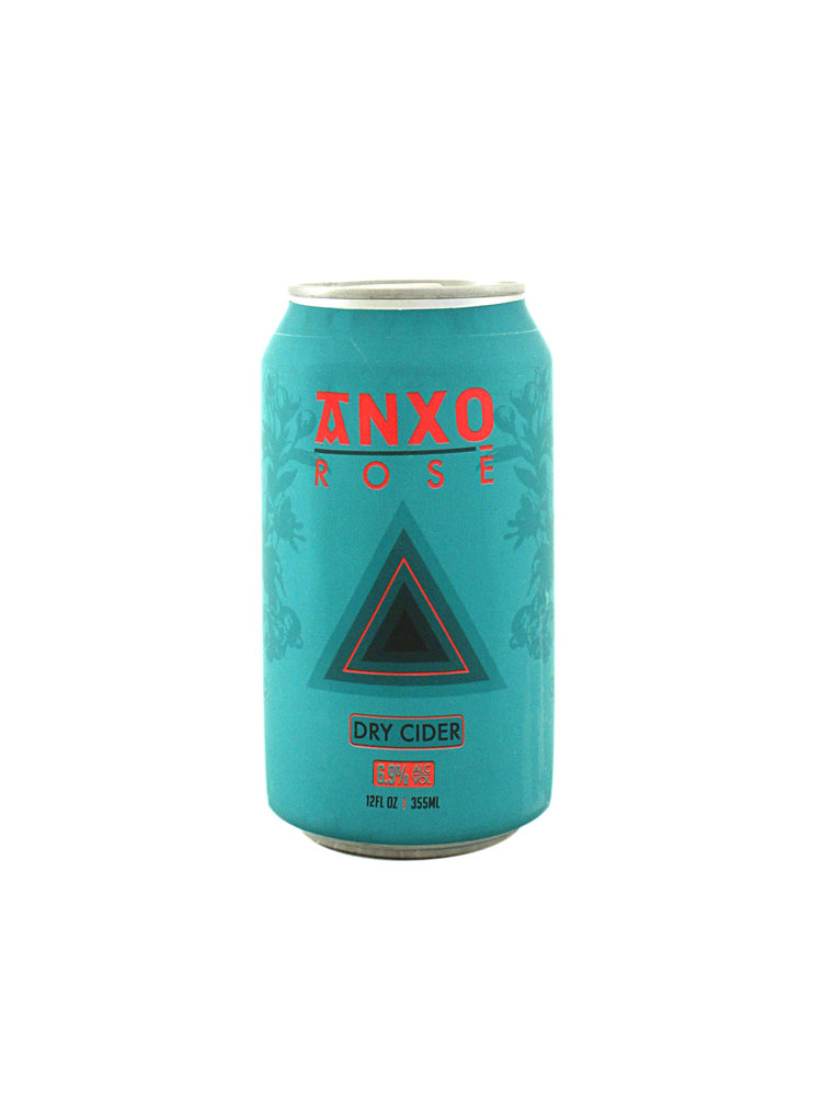 ANXO Rose Dry Cider 12oz. can - District of Columbia