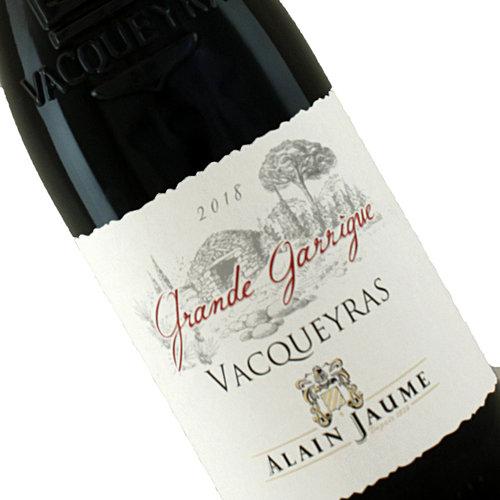 "Alain Jaume 2018 Vacqueyras ""Grande Garrigue"",  Rhone Valley"