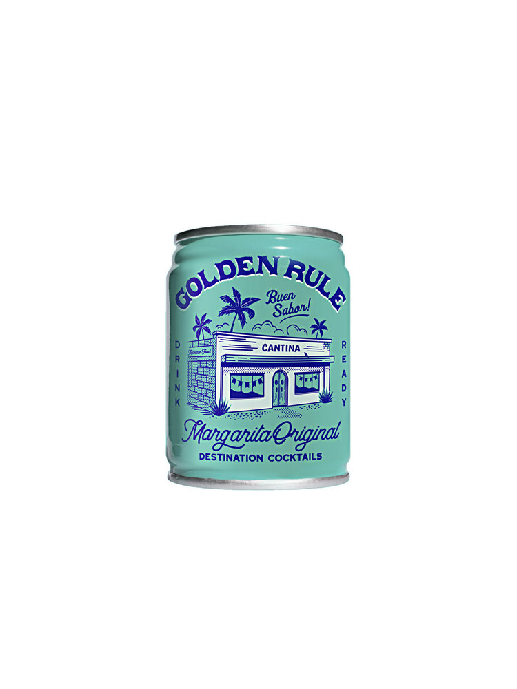 Golden Rule Margarita-Can