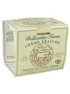Bellwether Farms Creme Fraiche, 5 oz