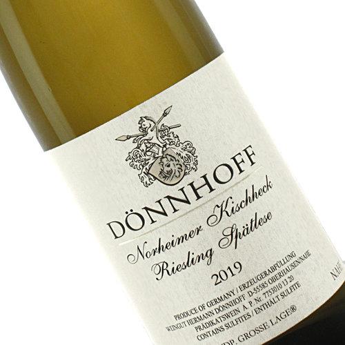 Donnhoff 2019 Norheimer Kirschheck Riesling Spatlese, Nahe, Germany