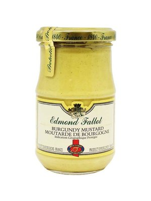 Edmond Fallot Burgundy Mustard, Moutarde de Bourgogne 7.4 oz.