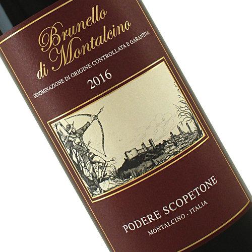 Podere Scopetone 2016 Brunello di Montalcino, Tuscany
