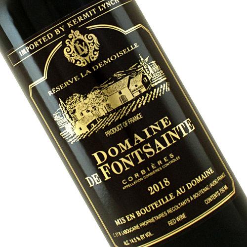 """Domaine De Fontsainte 2018 Corbieres Reserve """"La Demoiselles"""", Languedoc"""