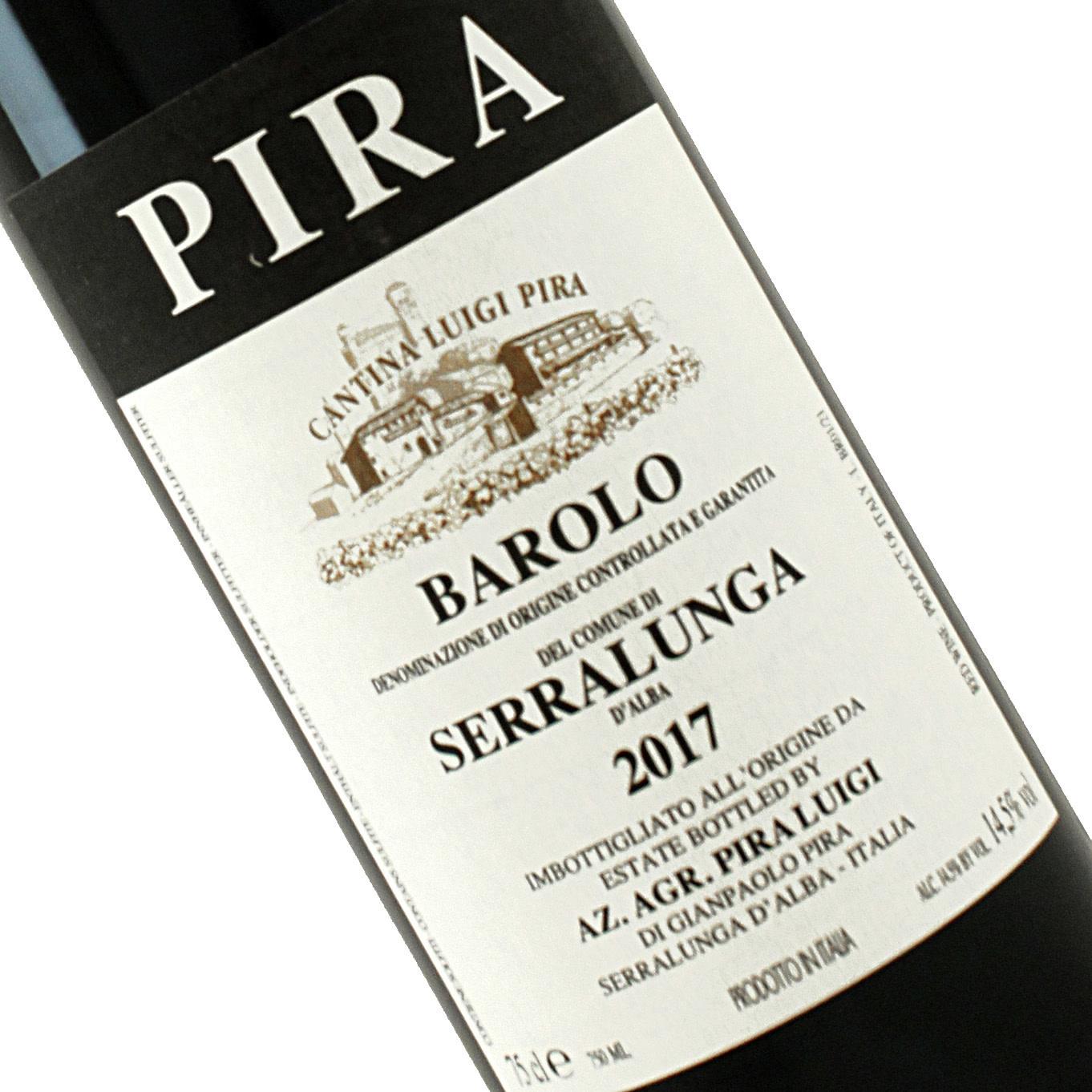 Luigi Pira 2017 Barolo Serralunga, Piedmont