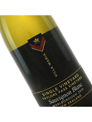 Villa Maria 2019 Sauvignon Blanc Taylors Pass Vineyard Marlborough, New Zealand