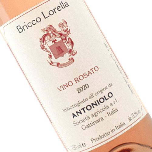 "Antoniolo 2020 Vino Rosato ""Bricco Lorella"", Piedmont, Italy"