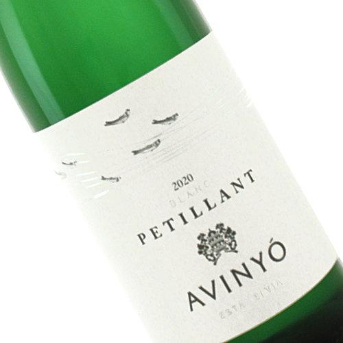Avinyo 2020 Vi d'Agulla Petillant Blanc,  Penedes Spain