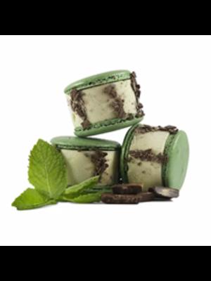 Maven's Macaron Ice Cream Sandwich - Mint Chocolate Chip 2.35 oz., San Jose