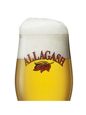 """Allagash """"Truepenny"""" Pilsner 16oz. can - Maine"""