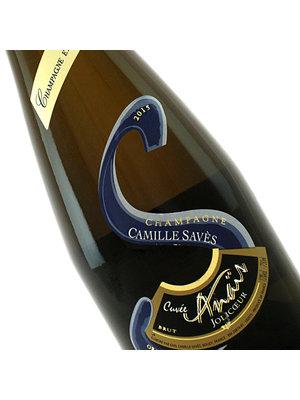 """Camille Saves 2015 """"Cuvee Anais Jolie Coeur"""" Champagne Grand Cru, Bouzy"""