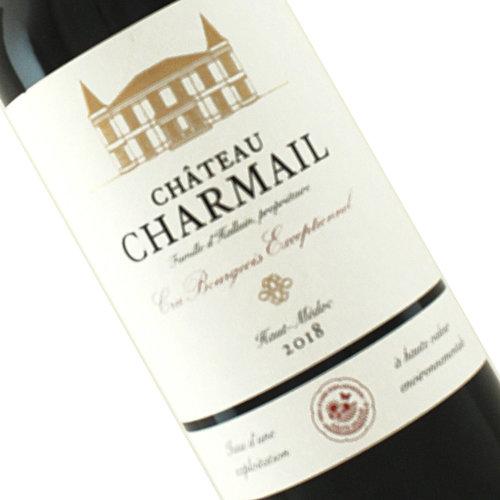 Chateau Charmail 2018 Haut-Medoc Bordeaux