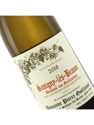 """Domaine Pierre Guillemot Savigny-Les-Beaune Blanc """"Dessus Les Gollardes"""" Burgundy"""