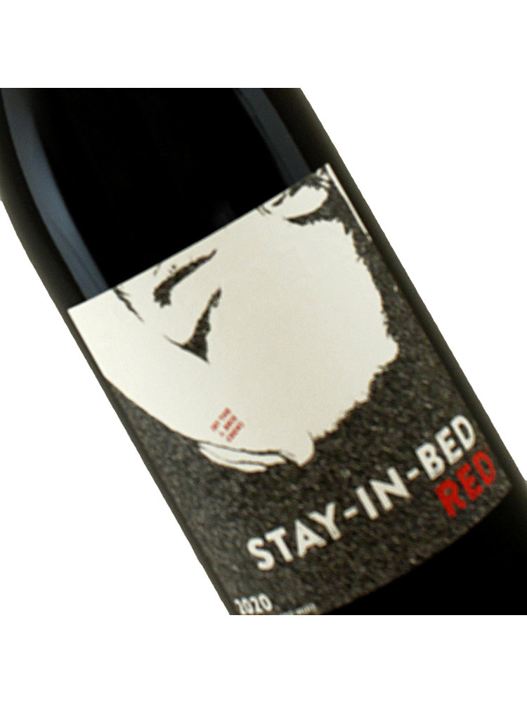 J. Brix 2020 Stay-In-Bed Red Unfined, Unfiltered , Escondido