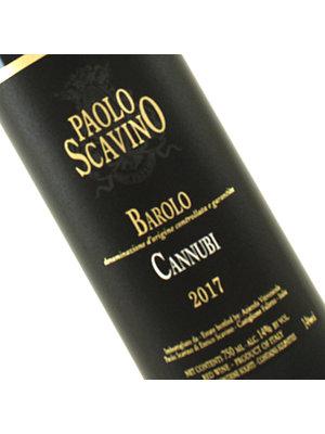 Paolo Scavino 2017 Barolo Cannubi, Piedmont