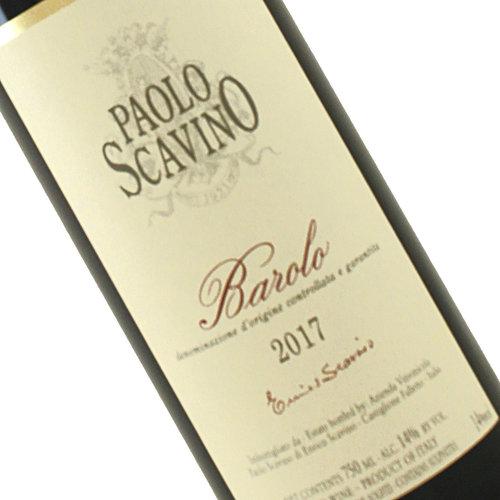Paolo Scavino 2017 Barolo, Piedmont