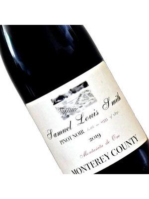 Samuel Louis Smith 2019 Pinot Noir Montanita De Oro, Monterey County