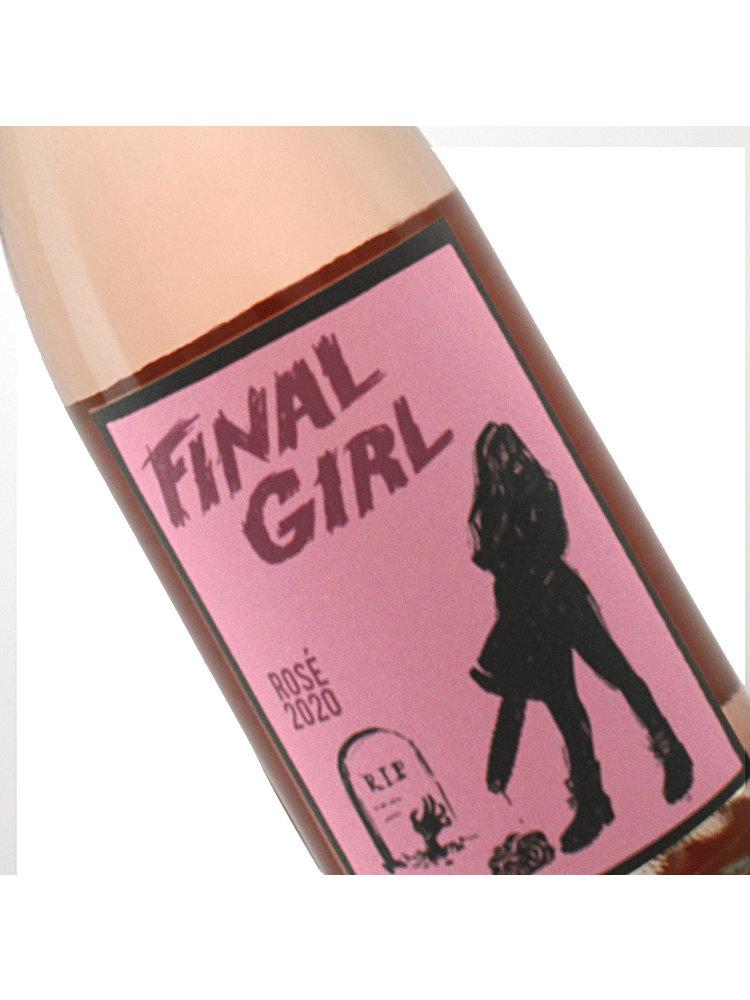 Final Girl 2020 Rose of Syrah Santa Ynez Valley