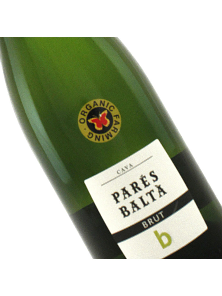 Pares Balta N.V. Cava Brut Organic  Sparkling Wine, Spain