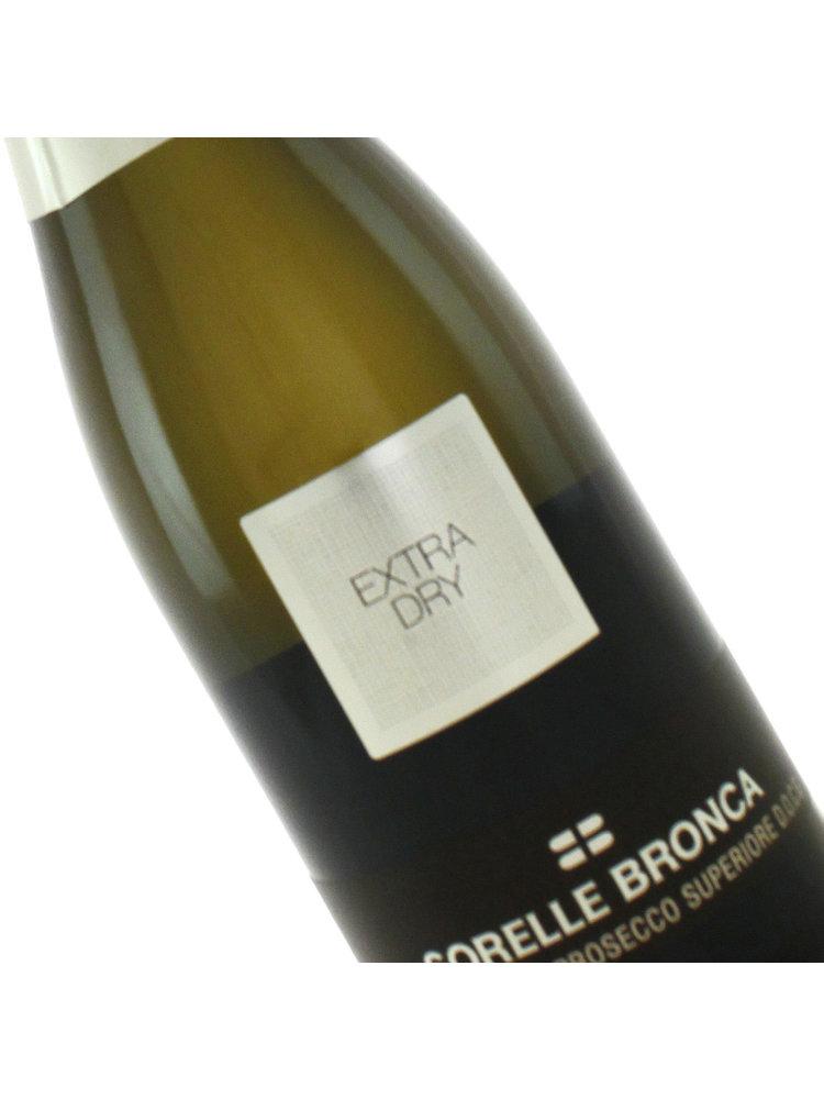 Sorelle Bronca N.V. Valdobbiadene Prosecco Extra Dry 375ml.