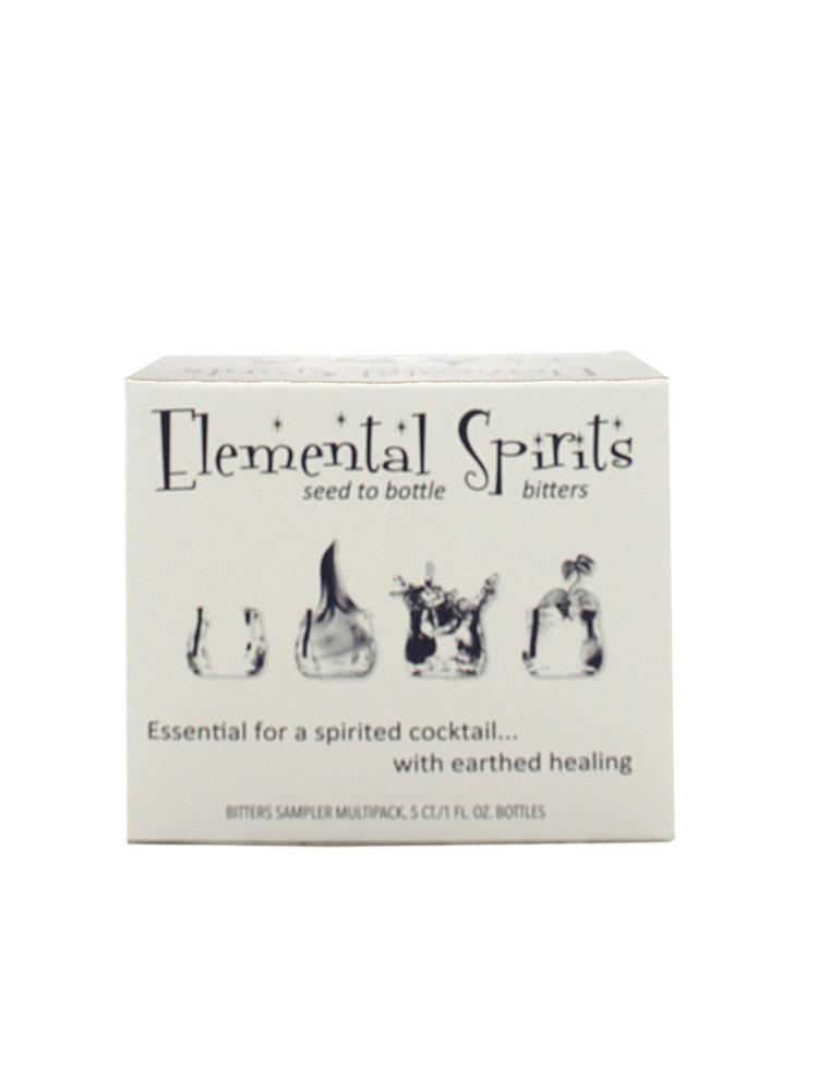 Elemental Spirits Bitters Sampler Pack, 5ct.