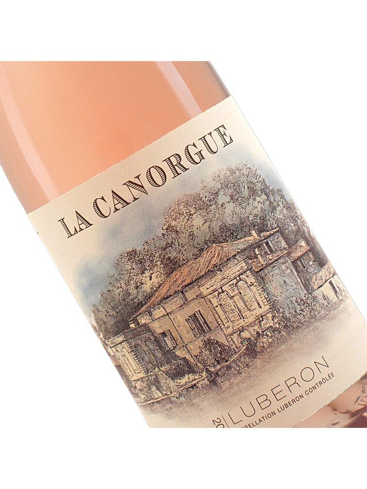La Canorgue 2020 Rose Luberon, Rhone Valley