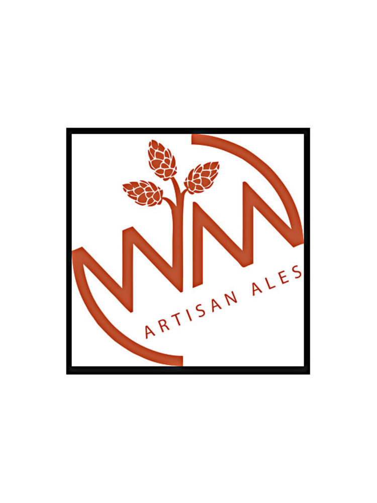 """Wild Mind Ales """"Apex Of The Vortex"""" Smoothie Sour Ale w/ Passionfruit & Mango 16oz. can - Waunakee, WI"""