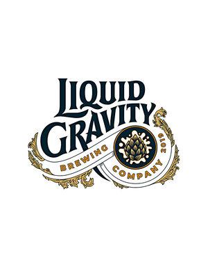 "Liquid Gravity ""Meet The Flockers"" Hazy IPA 16oz cans- San Luis Obispo, CA"