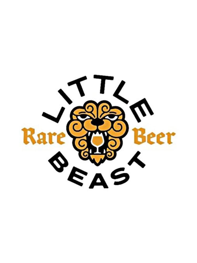 """Little Beast Brewing """"American Pale Ale """" Pale Ale 16oz cans- Oregon"""