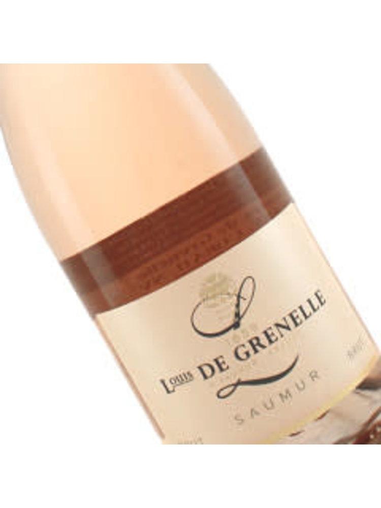 Louis De Grenelle N. V. Saumur Rose Corail Brut Sparkling