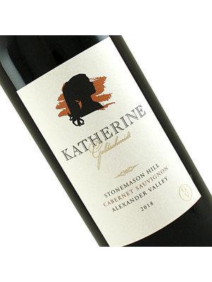 "Goldschmidt 2018 Cabernet Sauvignon ""Katherine"" Stonemason Hill, Alexander Valley"
