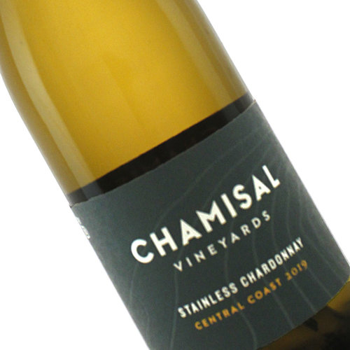 Chamisal Vineyards 2019 Chardonnay Stainless, Central Coast