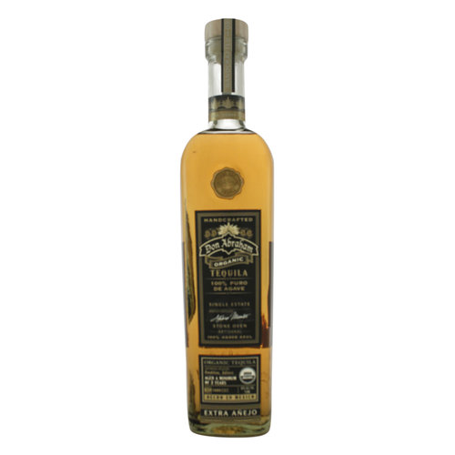 Don Abraham Organic Tequila Agave Extra Anejo