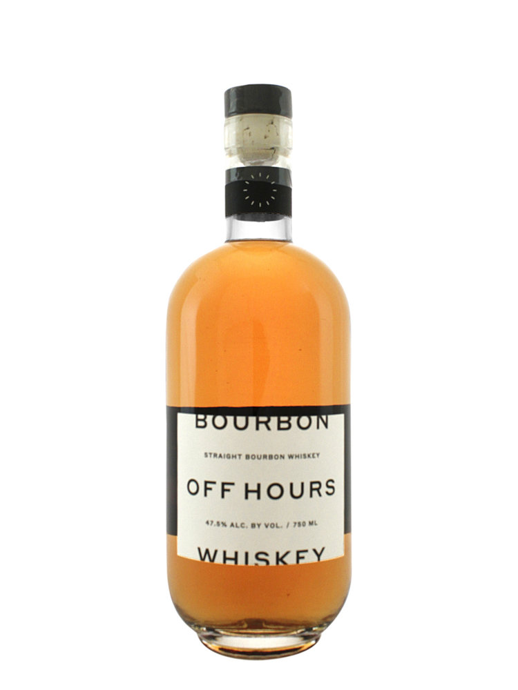 Off Hours Straight Bourbon Whiskey