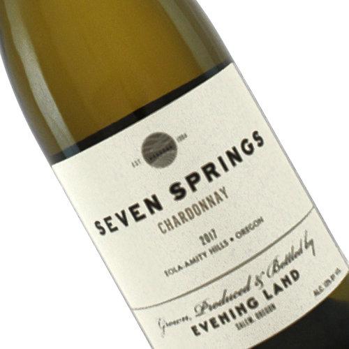 Evening Land 2017 Chardonnay Seven Springs