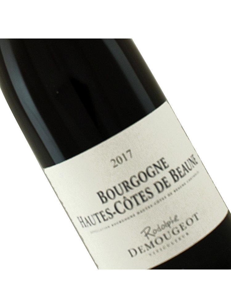 Demougeot 2017 Bourgogne Hautes-Cotes De Beaune