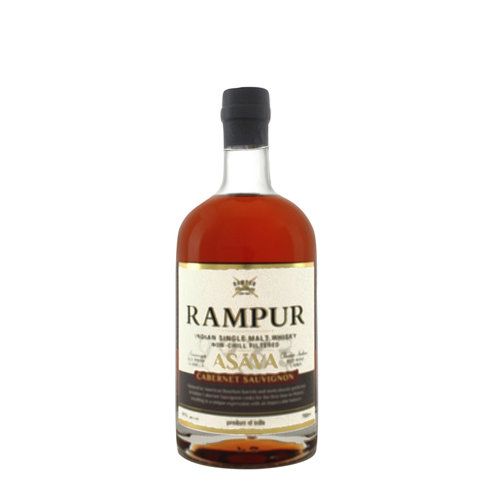 Rampur Indian Single Malt Whisky