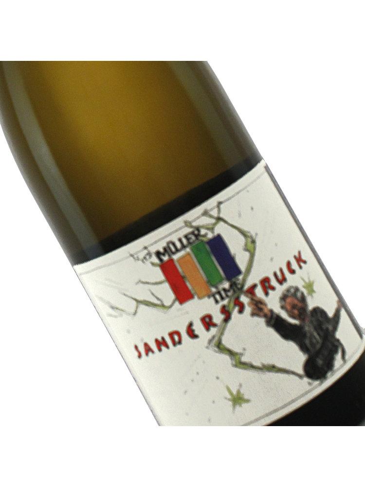 """Muller Time 2020 """"Sanderstruck"""" White Wine Mosel, Germany"""