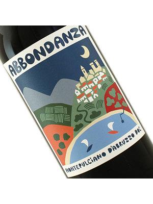 Abbondanza 2019 Montepulciano d'Abruzzo 1 Liter, Italy