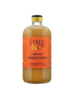 Liber & Co. Almond Orgeat Syrup, 17 fl oz