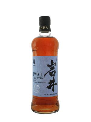 Mars Whisky  Natsu Iwai Tradition Finished in Umeshu Casks, Japan
