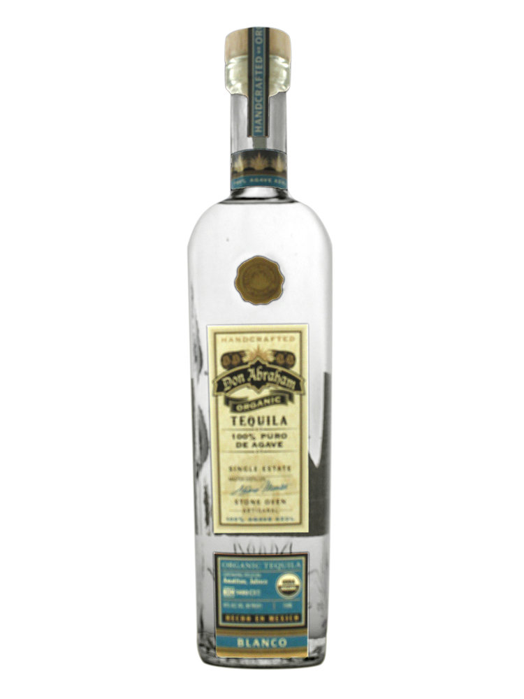 Don Abraham Organic Tequila Agave Blanco