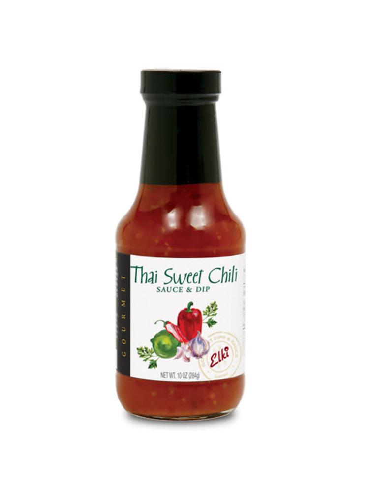 Elki Thai Sweet Chili Sauce & Dip, 12.2 oz