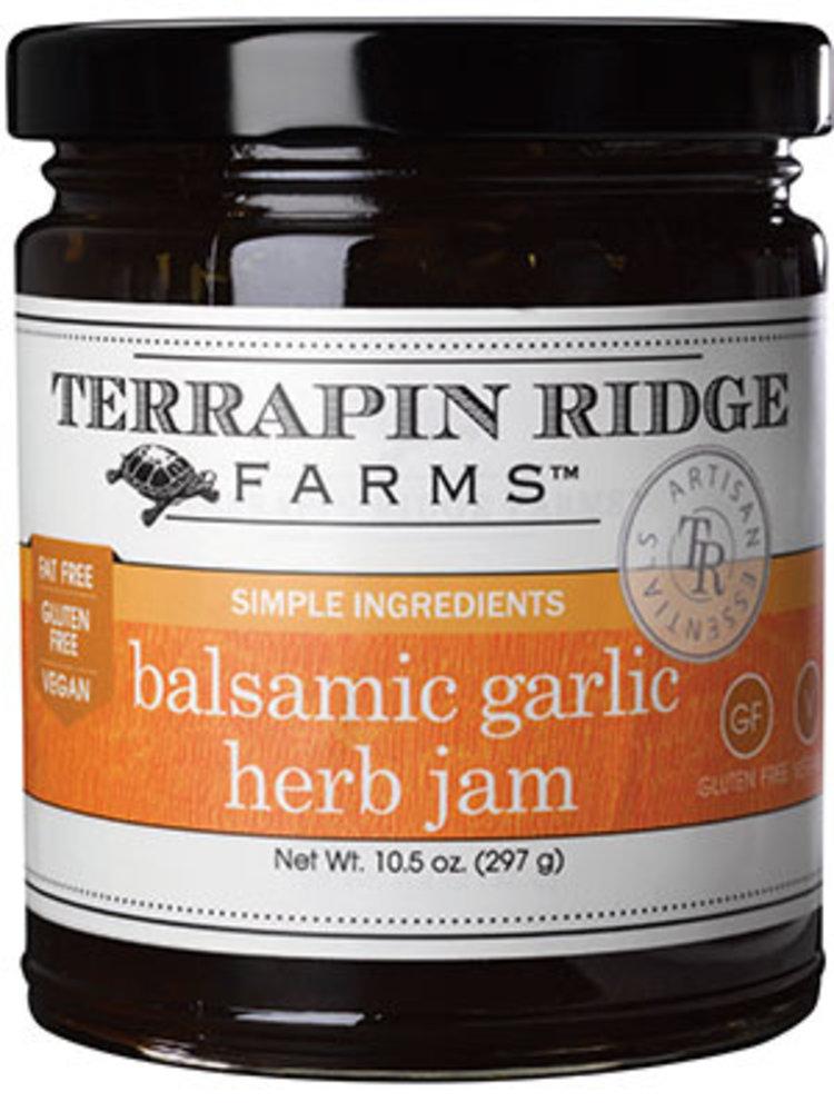 Terrapin Ridge Farms Balsamic Garlic Herb Jam, 10.5 oz