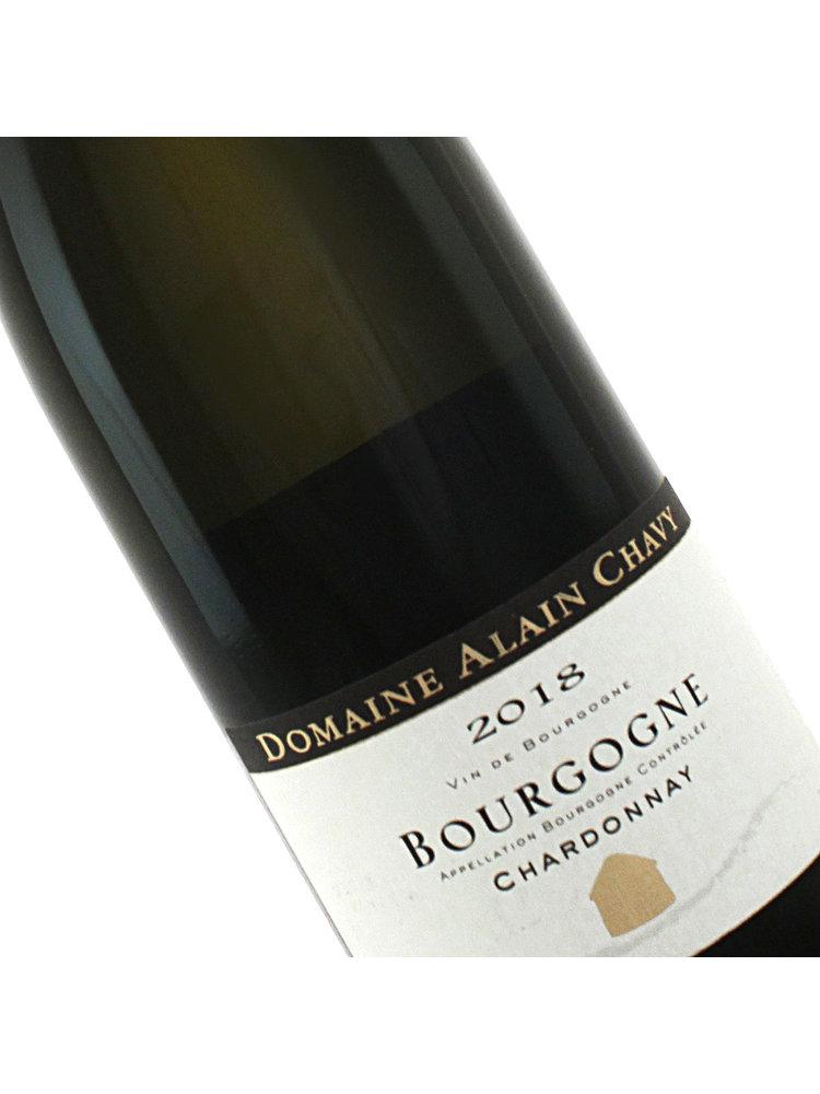 Domaine Alain Chavy 2018 Bourgogne Chardonnay, Burgundy