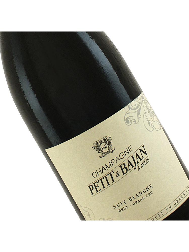 Petit & Bajan N.V. Nuit Blanche Brut Grand Cru Champagne