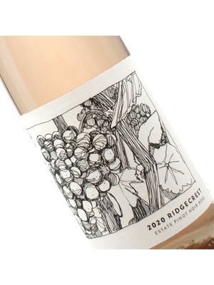 Ridgecrest 2020 Estate Pinot Noir Rose Ribbon Ridge, Willamette Valley