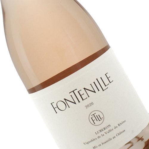 Fontenille 2020 Luberon Rose, Rhone Valley