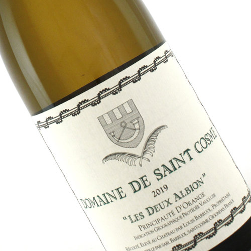 """Domaine De Saint Cosme 2019 """"Les Deux Albion"""" White Wine, Gigondas"""