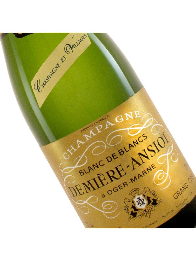 Demiere-Ansiot 2015 Blancs de Blancs Brut Grand Cru , Oger, Champagne